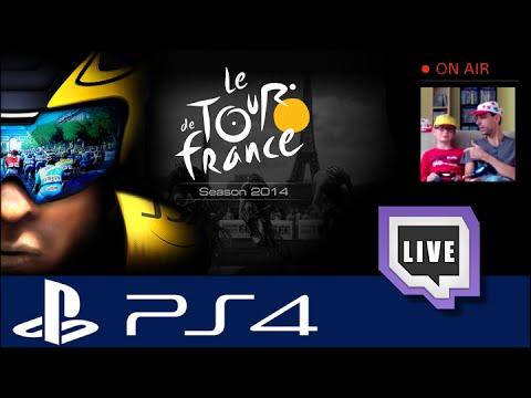 Tour de France 2014 - Live dual Gameplay HD