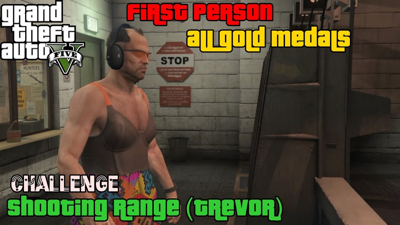 Shooting Range - GTA 5 Wiki Guide - IGN