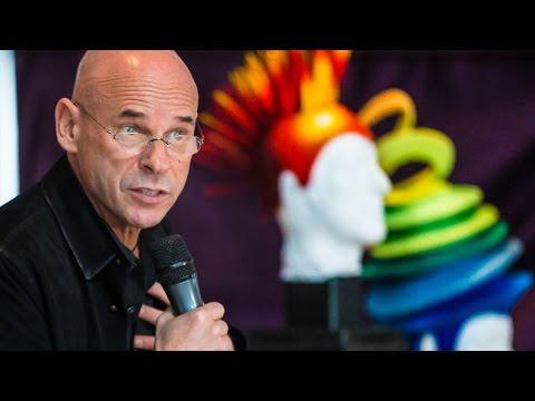 Guy Laliberté explains the sale of Cirque du Soleil