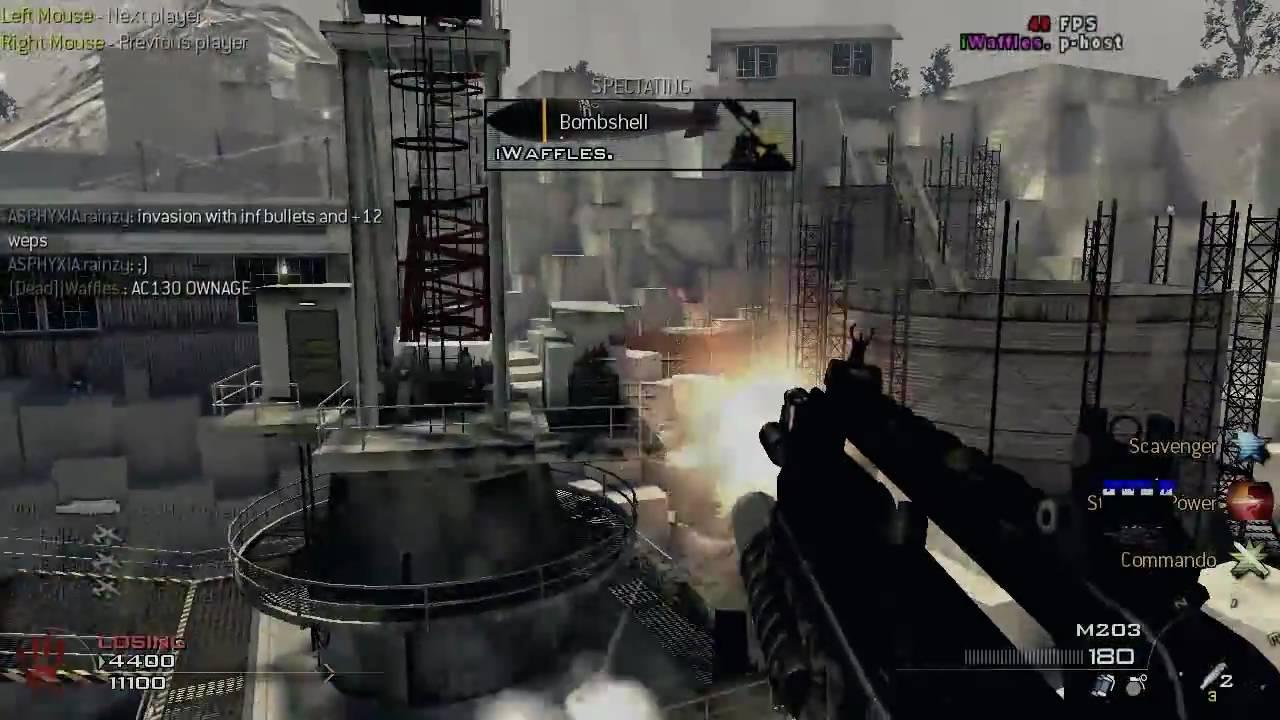 Modern Warfare 2 gets dedicated servers via hack