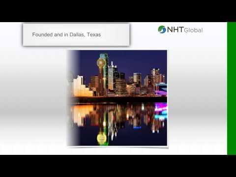 NHT Global  Business Presentation Finland