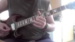 "Replaying AC/DC`s ""All screwed up"" Main Riff"