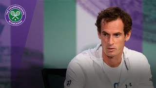Andy Murray Wimbledon 2017 pre-tournament press conference