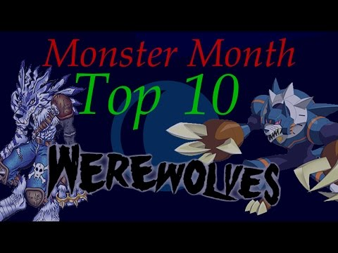 Top Ten Video Game Werewolves