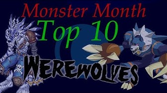 Top Ten Video Game Werewolves