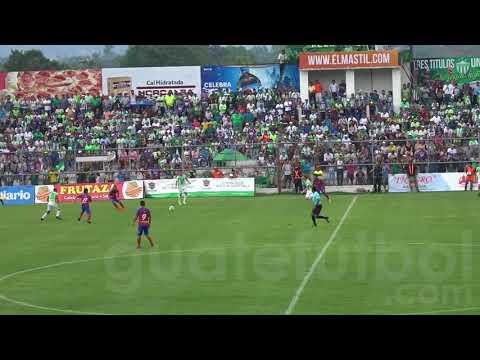 Antigua GFC 0-1 Xelajú MC - Clasificación a Semifinales - Clausura 2018
