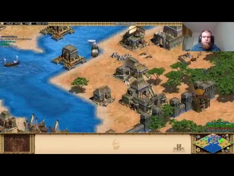 Nile Delta 2.0 by Zetnus [Age of Empires 2]