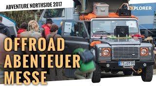 Messe-Neuheiten für Overlander  ▬  Adventure Northside 2017