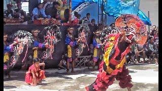 Jaranan Tunas Budoyo (Jaranan Anak2)---Festival Jaranan Sekabupaten Nganjuk 2017 Live Kertosono