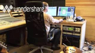 PIERSI w studio Maq Records