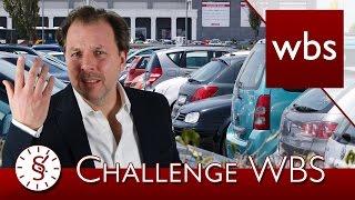 Challenge WBS: Mein Nachbar findet, ich parke scheiße | Rechtsanwalt Christian Solmecke