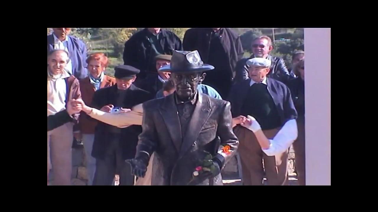 memorias 5 - inauguração da Estátua do Sr, José Cavaco Vieira