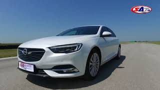Opel Insignia Grand Sport - Test by SAT TV Show 03.09.2017.