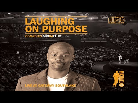 Laughing on Purpose  FULL COMEDY SPECIAL  Michael Jr.