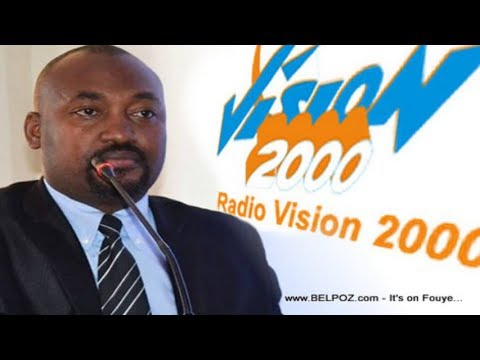 13 AVRIL 2018 INFO VISION RADIO VISION 2000 NOUVEL HAITI AK NOUVEL INTERNATKONAL