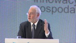 IV Kongres Innowacyjnej Gospodarki - Wystąpienie Josepha E. Stiglitza