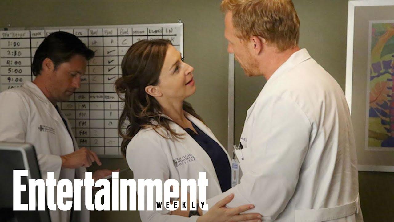 Grey\'s Anatomy: Inside That Shocking Amelia Reveal | News Flash ...
