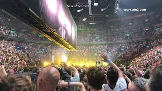 U2 - Love Is Bigger Than Anything In Its Way - Montreal, June 5, 2018 (www.atu2.com)