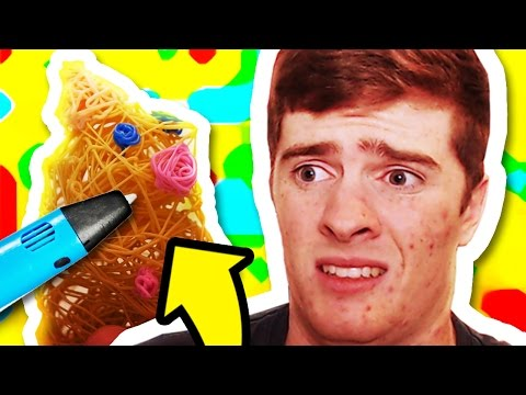 Making Mr Weedle with a 3D Pen! - Pokemon with 3D Pen!