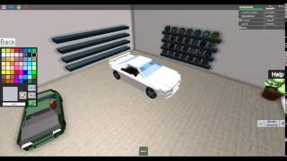 ROBLOX Brian's Car from FnF Codes in Desc