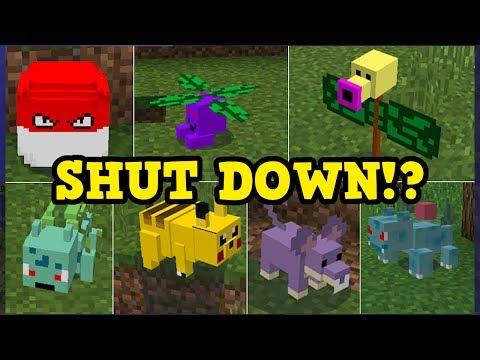 Minecraft Better Together Update & PIXELMON SHUTDOWN (QnA)