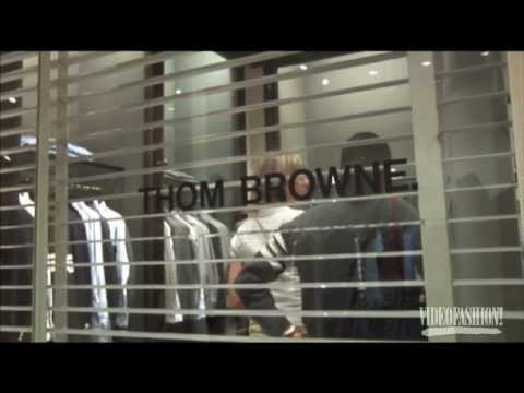 Thom Browne Designer Profile - Videofashion