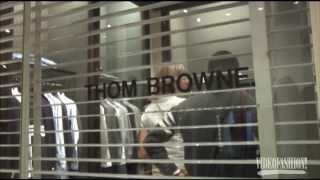 Thom Browne Designer Profile - Videofashion
