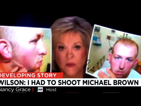 Nancy Grace Stuns With Her Shocking Michael Brown Opinion