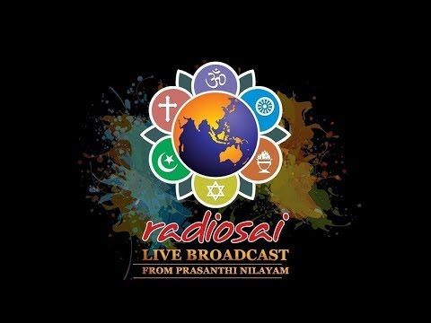 Ugadi Celebrations (Evening Program) at Prasanthi Nilayam - 18 Mar 2018