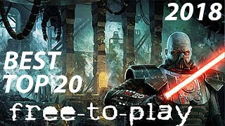 Top 20 Best Free Games  Android & iOS 2018