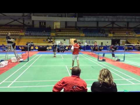 Sam White vs Brandon Redikop U23 Junior Nationals Moncton