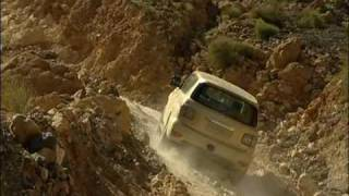 The All-New 2010 Nissan Patrol Test Drive in Oman