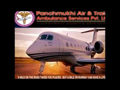 Panchmukhi Air Ambulance Services Emergency Air and Train Ambulance Service Provider