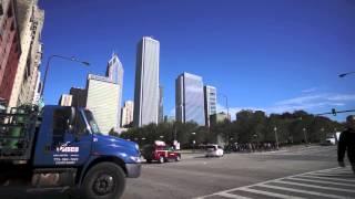 Прогулка по Чикаго(Чикаго, он же