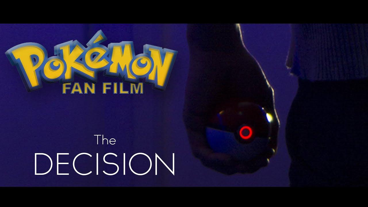Download The Decision   a Pokemon Fan-Film Trailer