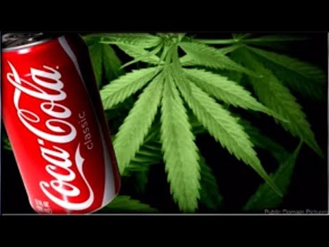 "<span class=""title"">Coca Cola Taking a Closer Look at the CBD Oils in Cannabis</span>"