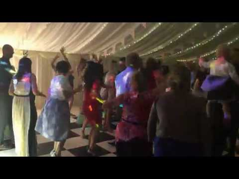 SoundONE Cornwall Wedding DJ - St Mawes Castle 2014