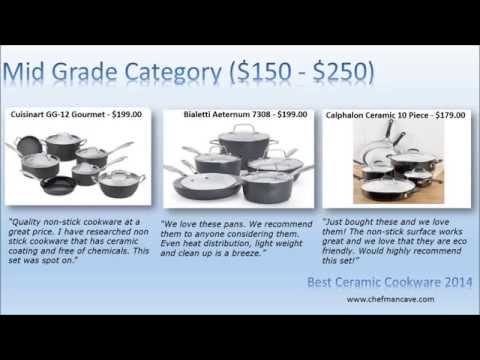 Best Ceramic Cookware 2014 Review