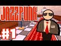 Jazzpunk - Gameplay Walkthrough Part 1 - Infiltrate the Soviet Consulate (PC Indie Game)