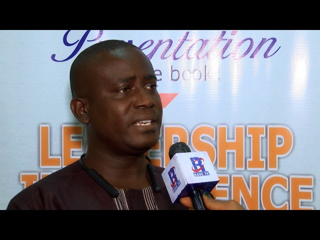 LEADERSHIP INTELLIGENCE BOOK LAUNCH BY DR NOBLE OGUGUO
