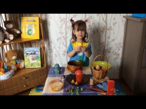 ❀Оригинальное обучение ребенка алфавиту / Kamilusha (Camille) And Alphabet
