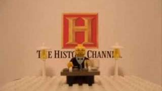 Lego history: California gold rush