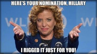 SHOCKING SLIP OF THE TONGUE: WASSERMAN-SCHULTZ ADMITS SHE REALLY WORKED FOR HILLARY WHILE AT DNC