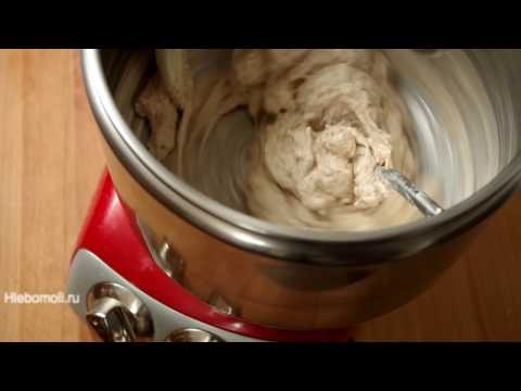 Видео Работа с тестом рецепты