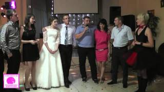 Свадьба 19 июля 2014 Иван и Алена - отзыв Розовый слон(, 2014-07-24T09:46:07.000Z)