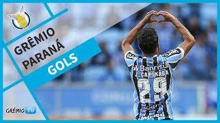 [GOLS] Grêmio 2x0 Paraná (Brasileirão 2018) l GrêmioTV