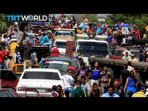 Colombia Deportations: Thousands of Venezuelans sent back home