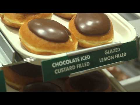 Krispy Kreme in West Sacramento, CA Grand Opening