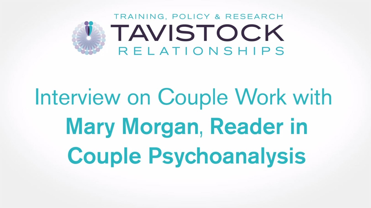 Mary Morgan Interview On Couple Work