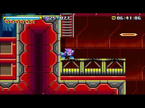 Freedom Planet Stage 6